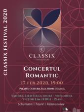 Iasi: Concertul Romantic