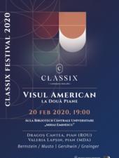 Iasi: Concert Visul American la Două Piane