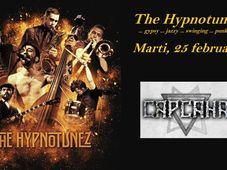 The Hypnotunez LIVE in Capcana