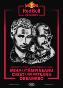 Pivotal A/V live w/ Mihai Câmpineanu, Cristi Munteanu, Dreamrec