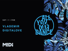 All You Can Dance at Midi