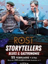 Storytellers   Blues & Gastronomie