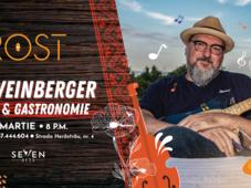 A.G. Weinberger   Blues & Gastronomie