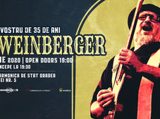 Oradea: Standard Weinberger | Filarmonica de Stat