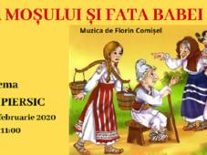 Cluj-Napoca: Fata Babei și Fata Moșneagului