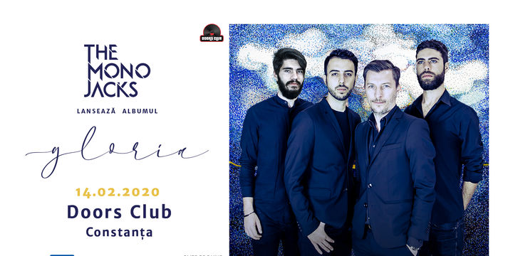 "Constanța: The Mono Jacks – lansare album ""Gloria"""