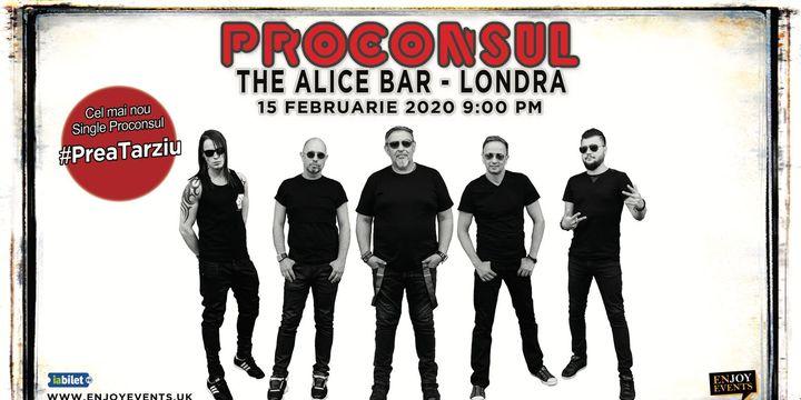 Londra: Proconsul