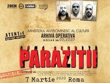Roma: Paraziții