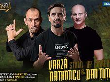 Bruxelles : Natanticu, Varza si Dan Tutu