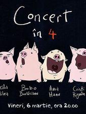 Cluj-Napoca: Concert Ada Milea, Bobo Burlăcianu, Anca Hanu și Cristi Rigman