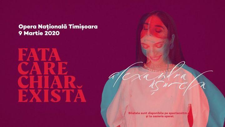 Timisoara: Alexandra Ușurelu - Fata care chiar există
