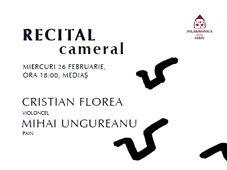 Medias: Recital Cameral