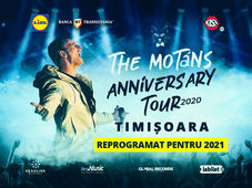Timișoara: Turneu Aniversar The Motans