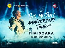 Timișoara: Turneu Aniversar The Motans