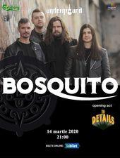 Iași: Concert Bosquito