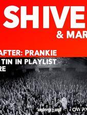 Iasi: DJ Shiver & Martin/ 20.02 / Underground