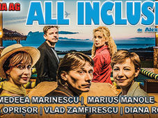 Targu Mures: Spectacol All Inclusive