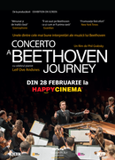 Concerto: A Beethoven Journey la Happy Cinema Bucuresti.