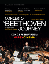 Concerto: A Beethoven Journey la Happy Cinema Bucuresti.