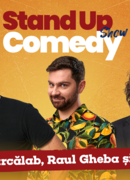 Stand up comedy cu  Sorin Parcalab, Raul Gheba si Costel