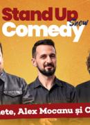 Stand up comedy cu Bobonete, Costel, Alex Mocanu si invitat