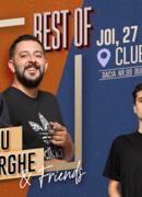 Stand up comedy cu Alex Mocanu, Gabriel Gherghe, Drăcea și Mirică