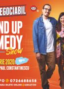 Ploiești: Stand up comedy cu Banciu, Maria Popovici si Mincu ''Ușor negociabil''