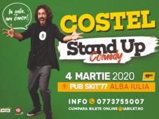 """Alba Iulia: Costel - """"Ia gata, ma omor"""""""