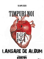 Brasov: Timpuri Noi – lansare album Moldova Mon Amour