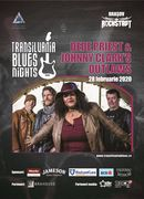Brasov: Dede Priest & Johnny Clark's Outlaws @ Transilvania Blues Nights