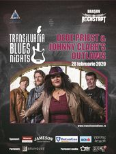 Brasov: Dede Priest & Johnny Clark's Outlaws @ Transilvania Blues Nights