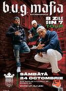 B.U.G. Mafia   8 zile din 7 Tour @ Kruhnen Musik Halle!