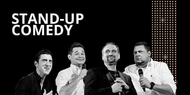 Brașov: Stand-up comedy cu Bobonete, Văncică, Rait și Costi