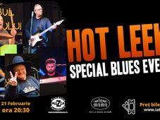 Hot Leeks: special blues evening