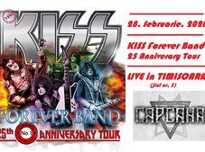 Timisoara: KISS Forever Band