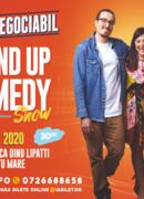 """Satu Mare: Stand up comedy cu Banciu, Maria Popovici si Mincu ''Ușor negociabil"""""""