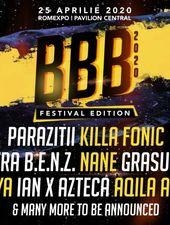 B.B.B. 2020 - Festival