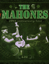 The Mahones [ca], 30 Years Anniversary at /FORM Space