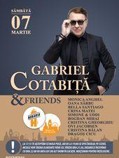Gabriel Cotabiță & Friends @ Berăria H