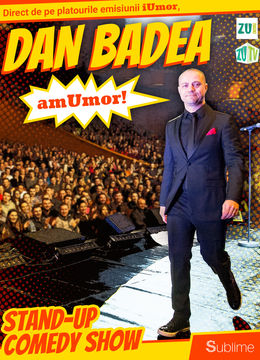 Fagaras: Stand Up Comedy: Dan Badea - amUmor