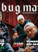 B.U.G. Mafia | 8 zile din 7 Tour @ /FORM Space