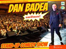 Sibiu: Stand Up Comedy: Dan Badea - amUmor