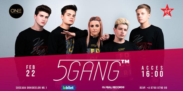Concert 5Gang @ Club One