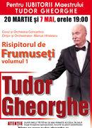 "Tudor Gheorghe - ""Risipitorul de frumuseti"" reprogramat din 7 mai"