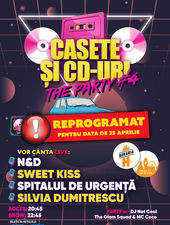 Casete și CD-uri // The Party #4