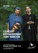 The Fool: Concert Extraordinar Tony Baboon