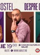 Galați: Teo, Vio și Costel - Despre ce vorbim