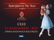 Cluj-Napoca: Theatre Russian Ballet - Sankt Petersburg - Spărgătorul de nuci