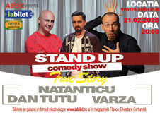 Petrosani: Stand Up Comedy (True Story)