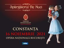 Constanta: Theatre Russian Ballet - Sankt Petersburg - Spărgătorul de nuci